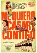 Me quiero casar contigo (1951)