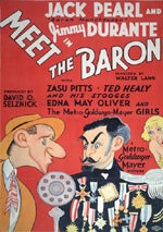 Meet the Baron (1933)