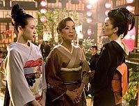 ¿Qué es una geisha?