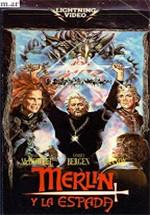 Merlín y la espada