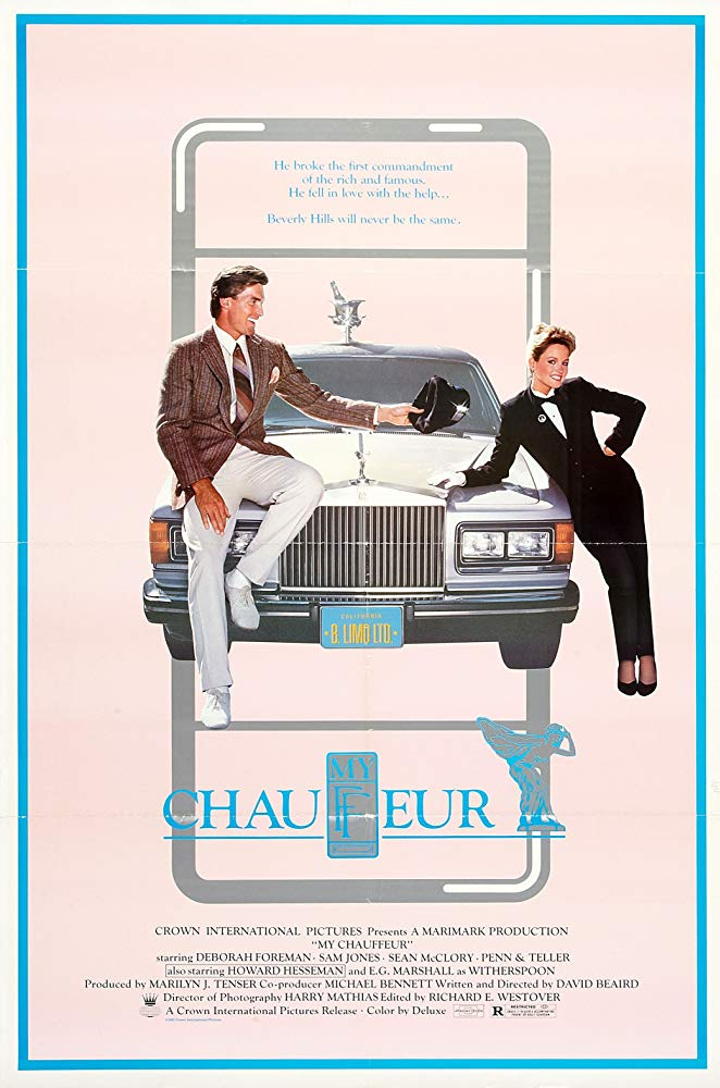 Mi chófer (1986)