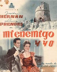 Mi enemigo y yo (1944)
