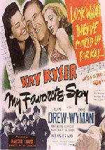 Mi espía favorita (1942)