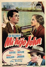 Mi hijo John (1952)