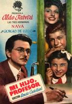 Mi hijo, profesor (1946)
