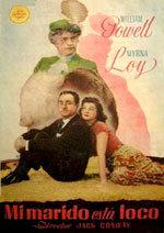 Mi marido está loco (1941)