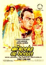 Mi Noche De Bodas Pelicula 1961 Critica Reparto Sinopsis Premios Decine21 Com