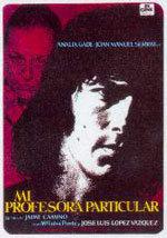 Mi profesora particular (1973)