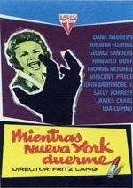Mientras Nueva York duerme (1956)