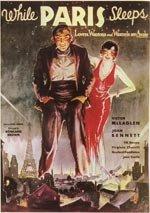 Mientras París duerme (1932)