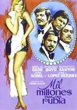 Mil millones para una rubia (1972)