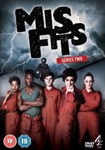 Misfits (2ª temporada) (2010)