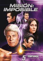 Misión imposible (5ª temporada) (1970)