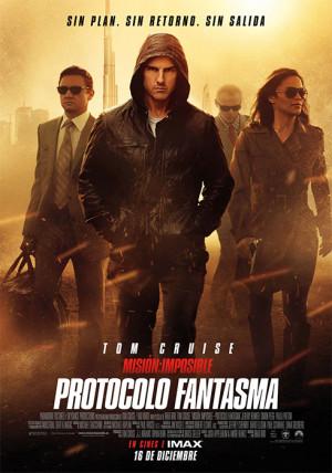 Misión imposible: Protocolo fantasma (2011)