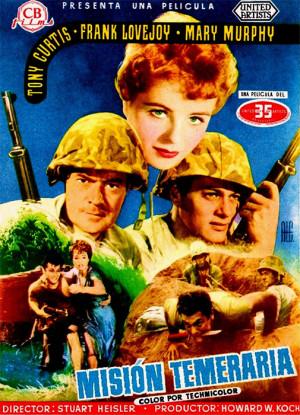Misión temeraria (1954)