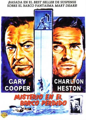 Misterio en el barco perdido (1959)