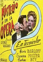Misterio en la ópera