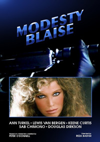 Modesty Blaise (1982)