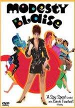 Modesty Blaise, superagente femenino (1966)