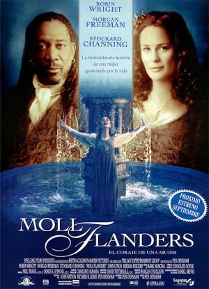 Moll Flanders. El coraje de una mujer