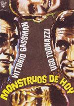 Monstruos de hoy (1963)
