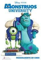 Monstruos University (2013)