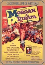 Morgan el pirata (1961)