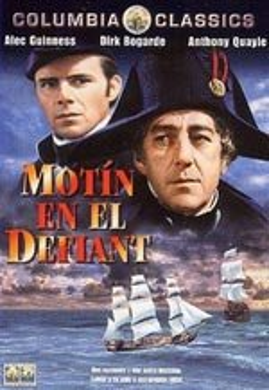 Motín en el Defiant (1962)
