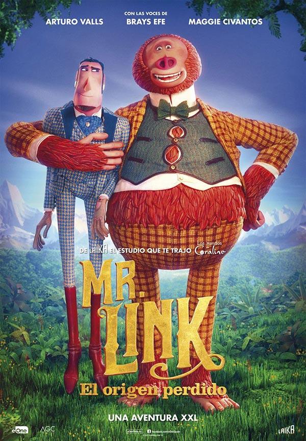 Mr. Link. El origen perdido