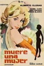 Muere una mujer (1965)