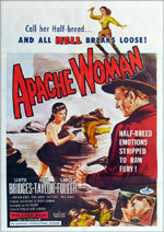 Mujer Apache