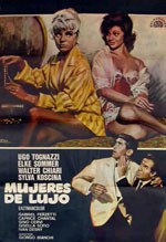 Mujeres de lujo (1960)