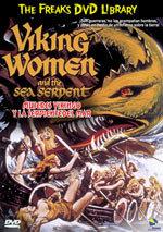 Mujeres vikingo y la serpiente del mar (1957)