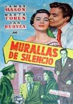 Murallas de silencio (1950)