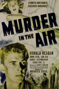 Murder in the Air (1940)