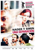 Nader y Simin, una separación
