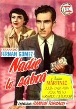 Nadie lo sabrá (1953)