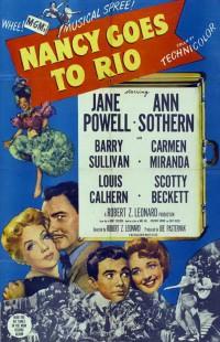 Nancy va a Rio (1950)