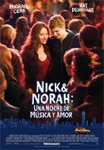 Nick & Norah: Una noche de música y amor (2008)