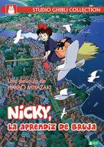 Nicky, la aprendiz de bruja (1989)