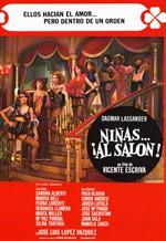 Niñas... ¡al salón! (1977)