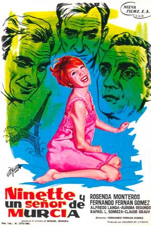 Ninette y un señor de Murcia (1965)