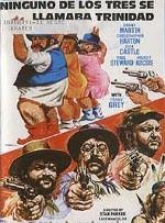 Ninguno de los tres se llamaba Trinidad (1973)