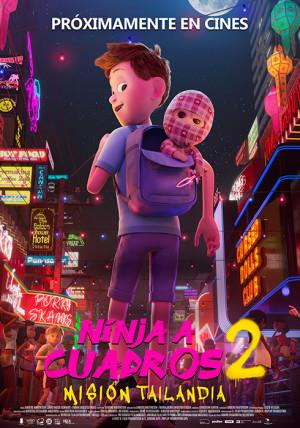 Ninja a cuadros 2: Misión Tailandia