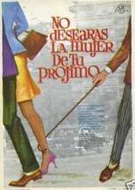 No desearás a la mujer de tu prójimo (1968)