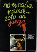 No es nada, mamá... sólo un juego (1974)