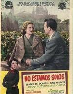 No estamos solos (1956)