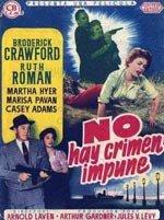 No hay crimen impune (1954)