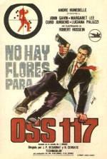 No hay flores para O.S.S. 117