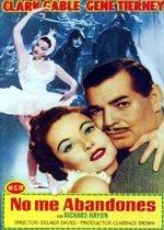 No me abandones (1953)